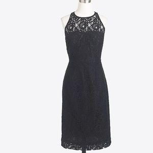 J. Crew Lace Sleeveless Dress